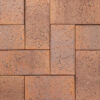 Clay Driveway Pavers | Gold N Copper | 230 x 114 Pavers