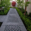Bluestone Cobble | Natural Split Cobblestone Pathway