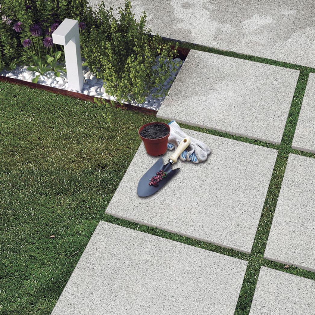 Stoneware Ebony Granite Step Pathway Pavers