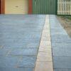 Drivestone Driveway Pavers Adelaide - Graphite 330 x 330 Paver