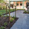 Drivestone Outdoor Pathway Pavers - Graphite 330 x 330 Paver