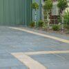 Drivestone Pathway Pavers - Graphite 330 x 165 Paver