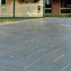 Drivestone Pavers Driveway - Graphite 330 x 330 Paver